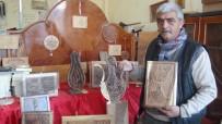 AYETLER - (Özel) 34 Yıldır Ceviz Ağaçlarını Sanat Eserine Dönüştürüyor