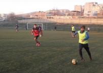 SEYRANTEPE - Silvan Aslanspor, Seyrantepe Gençlikspor Maçına İddialı Hazırlanıyor