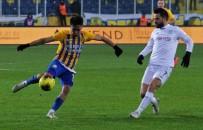 ALPER ULUSOY - Süper Lig Açıklaması MKE Ankaragücü Açıklaması 0 - İttifak Holding Konyaspor Açıklaması 0 (İlk Yarı)