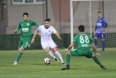 TFF 1. Lig Açıklaması Menemenspor Açıklaması 0 - Giresunspor Açıklaması 3