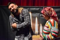 SERKAN TEKİN - Torbalı'da Uyuşturucunun Zararları Tiyatroyla Anlatıldı