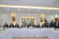 MAHİR ÜNAL - AK Parti Genel Başkan Yardımcısı Ünal'dan Termik Santral Ve Karakuz Barajı Açıklaması