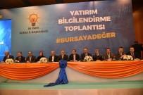 HıZLı TREN - 'Ankara Bursa Hızlı Treni İçin Siyasi İrade Tam'