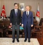 NEMRUT DAĞI - Başkan Kılınç, TRT Genel Müdürü Eren'den Tanıtım Desteği İstedi