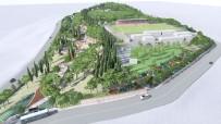 FUTBOL SAHASI - Behçet Uz Rekreasyon Alanı Yenileniyor