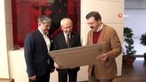 AYKUT ERDOĞDU - CHP Genel Başkanı Kemal Kılıçdaroğlu, TOGG Heyetini Kabul Etti