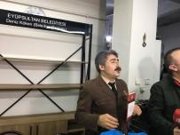 HACI ALİ KONUK - Eyüpsultan'da 'Her Kahveye Kitaplık' Projesi Hayata Geçirildi