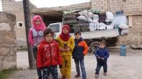 İNSANİ KRİZ - Halep'teki Siviller Ölümden Kaçmaya Devam Ediyor
