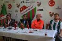 SÜREYYA SADİ BİLGİÇ - Isparta 32 Spor Başkanı Yazgan Açıklaması 'Tek Yürek, Tek Yumruk Olup Şampiyon Olacağız'