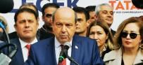 ERSIN TATAR - KKTC Başbakanı Tatar Açıklaması 'Cumhurbaşkanlığına Aday Oldum Kazanacağıma İnanıyorum'