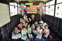 OKUL ÖNCESİ EĞİTİM - Mobil Okul Öğrencileri Karne Heyecanı Yaşadı