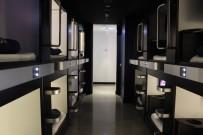 SABİHA GÖKÇEN HAVALİMANI - Sabiha Gökçen'in Modern Uyku Kabinleri