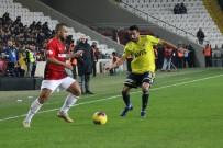 TOLGAY ARSLAN - Süper Lig Açıklaması Gaziantep FK Açıklaması 0 - Fenerbahçe Açıklaması 0 (İlk Yarı)