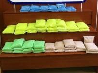 HINT KENEVIRI - Tekirdağ'da 1 Yılda Yaklaşık 1 Ton Uyuşturucu Ele Geçirildi