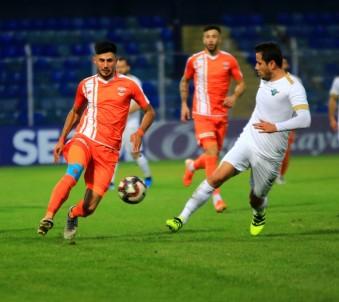 TFF 1. Lig Açıklaması Adanaspor Açıklaması 0 - Akhisaspor Açıklaması 0