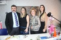 MİMARLAR ODASI - Zonguldak Ve Devrek Protokolü Mimarlık Ofis Açılışında Bir Araya Geldi