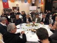 CUMHUR ÜNAL - AK Parti'de Tanışma Ve Kaynaşma Programı