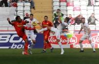 KARAOĞLAN - Antalyaspor Evinde Göztepe'ye Mağlup Oldu