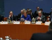 ALMANYA DIŞİŞLERİ BAKANI - Berlin'deki Libya Konferansı sona erdi