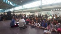 ÇOCUK ŞENLİĞİ - Bursa Ülkü Ocakları'ndan Merinos'ta Ücretsiz Şenlik