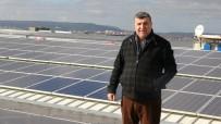 ÇANAKKALE ONSEKIZ MART ÜNIVERSITESI - Fabrikanın Çatısına Kurduğu Güneş Enerjisiyle Her Ay 100 Bin Lira Kazanıyor