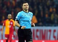 YAŞAR KEMAL - Fenerbahçe-Kayserispor Maçının Hakemi Oldu