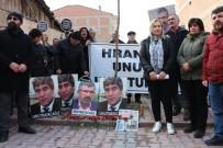 HRANT DİNK - Hrant Dink Memleketi Malatya'da Anıldı