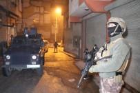 UYUŞTURUCU OPERASYONU - 727 polisli dev uyuşturucu operasyonu!