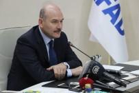 SINIR GÜVENLİĞİ - İçişleri Bakanı Soylu Hatay'da