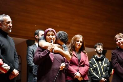 Kaza Yapan Üniversiteli Gence SAÜ'de Moral Gecesi Düzenlendi