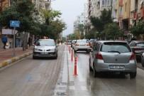 BİSİKLET YOLU - Teomanpaşa Caddesi Çift Yön Oldu