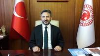 AHMET AYDIN - Ahmet Aydın Açıklaması '400 Yıllık Anıt Çınar Ağacı Kesilmeyecek'