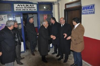 AK Parti Bulanık İlçe Başkanı Bulut Göreve Başladı