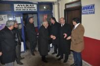 DEVLET MEMURLUĞU - AK Parti Bulanık İlçe Başkanı Bulut Göreve Başladı
