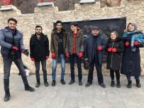 TARIH BILINCI - Atatürk Üniversitesi Öğrencilerinden 'Tarihine Sahip Çık' Projesi
