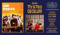 VEYSEL DİKER - Guiness Rekorlar Kitabı'na Giren 'Şen Makas' Nevşehir'de Sahnelenecek