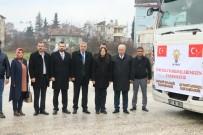 İNSANLIK DRAMI - Hatay'dan İdlib'e İnsani Yardım