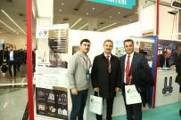 YıLMAZ ŞIMŞEK - HKÜ, Ankara'da Düzenlenen Akıllı Şehirler Kongresi Ve Seminerine Katıldı