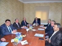 İBRAHIM AKıN - Kırşehir OSB'de Müteşebbis Heyeti Toplantısı Yapıldı