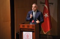 SABİHA GÖKÇEN HAVALİMANI - Kültür Ve Turizm Bakanı Ersoy, Taksici Eğitim Programında Konuştu