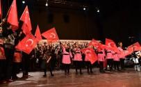 TÜRK HALK MÜZİĞİ - Kurtuluşun 100'Üncü Yılı 'Türk Halk Müziği' İle Kutlandı