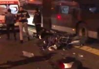 MECIDIYEKÖY - Metrobüs Kazasında Gözaltına Alınan Şoför Serbest Kaldı