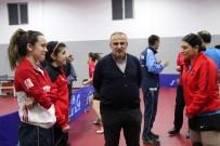 AVRUPA ŞAMPİYONU - Paralimpik Raketler Yalova'da Kamp Yapıyor