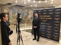 TÜRK DÜNYASI - Pursaklar Belediyesine Fransa'da 'İdeal Kent' Ödülü