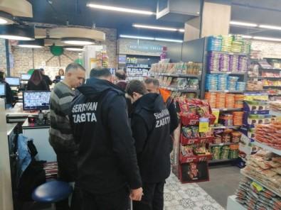 Serdivan'da Zabıta Ekipleri İşletme Sahiplerini Bilgilendiriyor