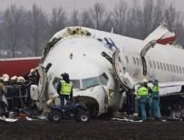 2009 YıLı - THY'nin Hollanda kazasında Boeing skandalı!