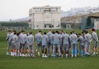 ALI YıLMAZ - Trabzonspor, Denizlispor Maçı Hazırlıklarına Başladı