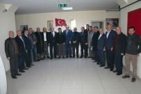 MİLLETVEKİLLİĞİ - Türkmenoğlu Açıklaması 'VANESOB'un Her Köşede Mührü Var'