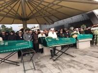 KARACAAHMET - Ünlü İş Adamı Burhan Silahtaroğlu Son Yolculuğuna Uğurlandı