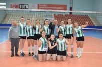 ÇORLU BELEDİYESİ - Yalova Esenköyspor 2. Lige Yükseldi